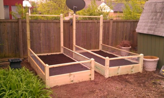 16 Best Images About Fence Ideas On Pinterest Raised Beds Fence Design And Picket Fences