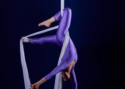 Abiti da ballo per allenamento dorsali