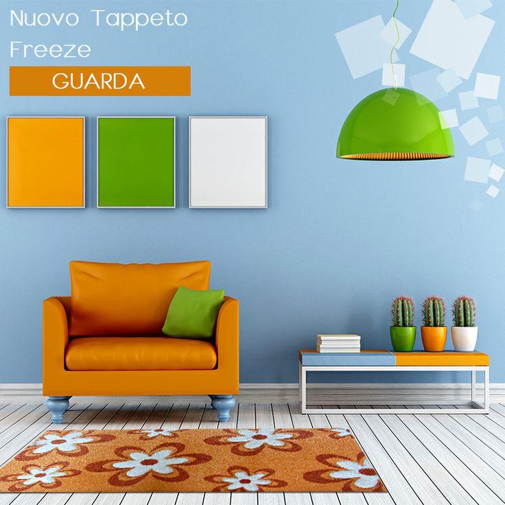 #Tappeto Freeze. Gandebia.it
