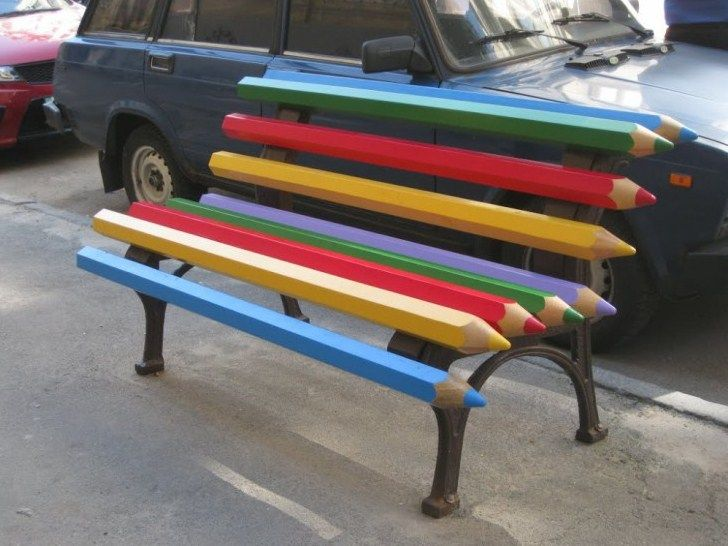 Самые необычные скамейки в мире (ФОТО) http://www.belnovosti.by/records/53621-samye-neobychnye-skamejki-v-mire-foto.html