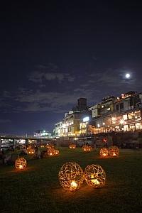 Tanabata Festival 2012 in Kyoto 京の七夕
