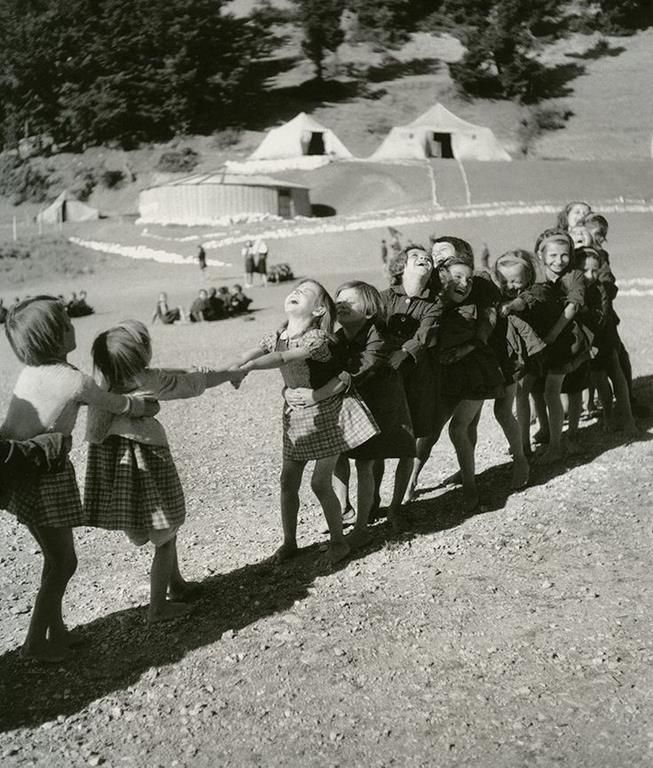 1946  Summer camp in Karpenissi