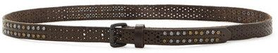 Liebeskind Berlin Studded Leather Belt
