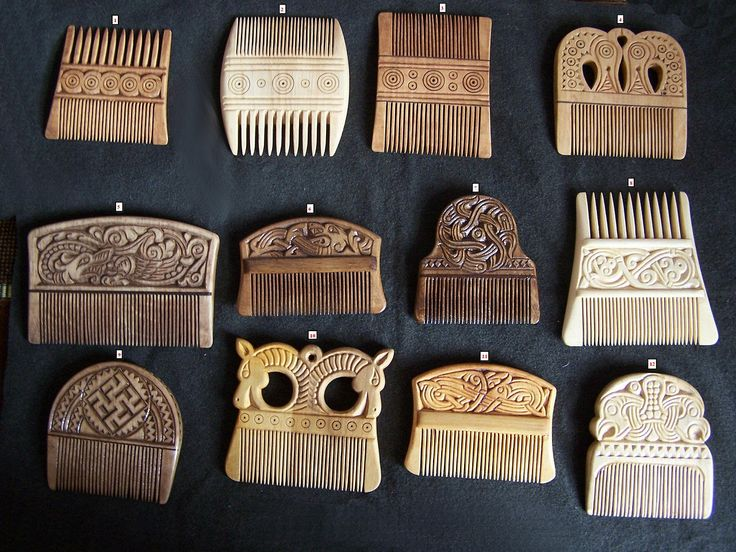 Viking combs                                                                                                                                                                                 More