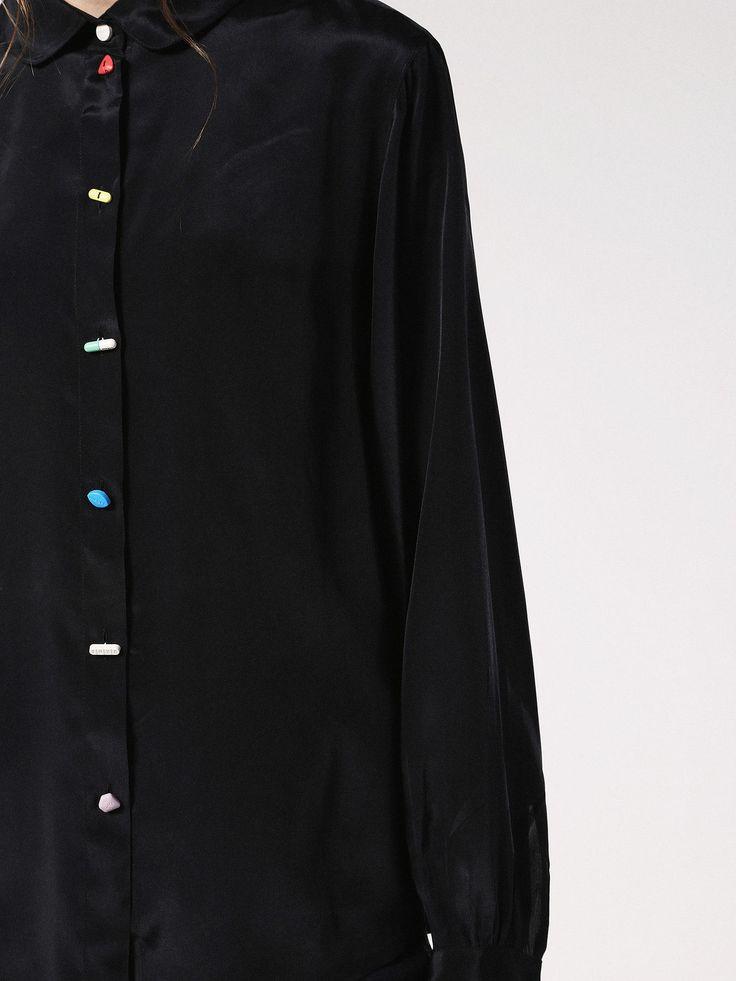 C-SIR Shirts Woman | Diesel Online Store