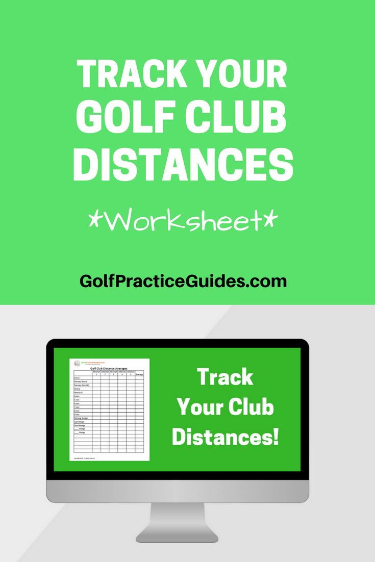 Best 25 golf driver swing ideas on pinterest golf tips driving golf clubs distance tracking worksheet template for you to download and use track every golf swing to measure the distances you hit your golf driver nvjuhfo Images