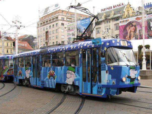 #ProfessorBalthazar in tram!  www.dvdlab.it