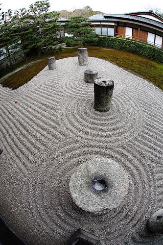 Stones and Sands Tofukuji temple #japan #kyoto