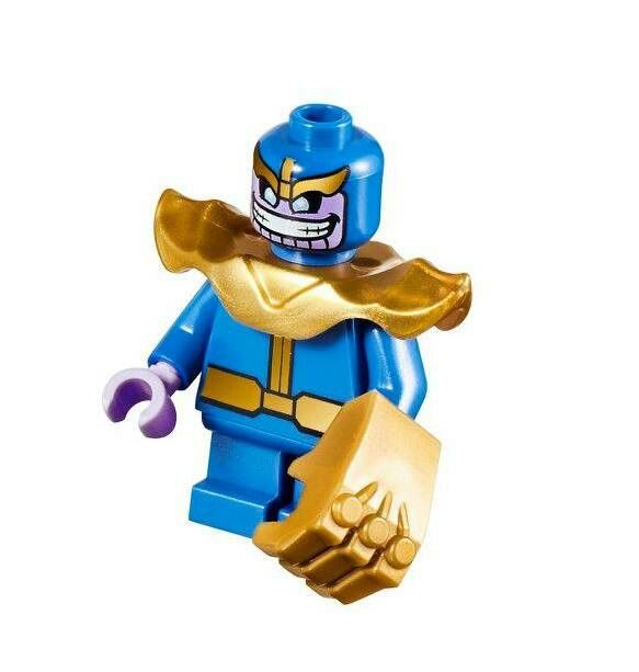 Lego Mighty Micros Thanos