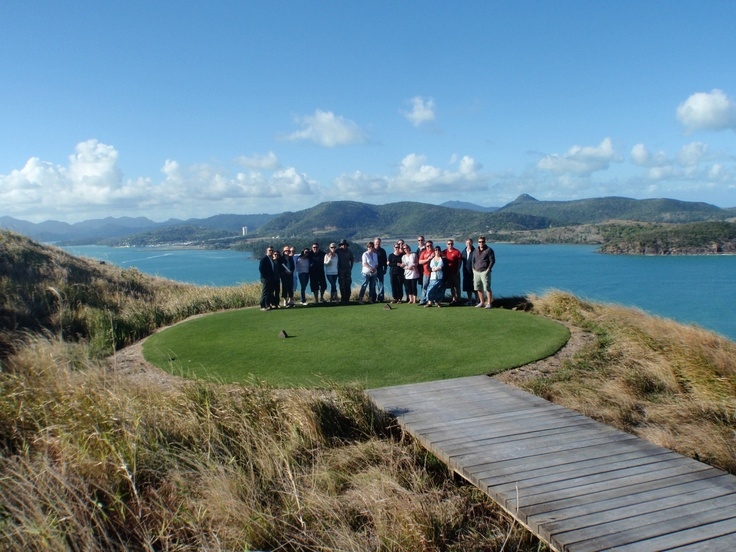Beautiful Hamilton Island for an inspiring Whitsunday's incentive reward