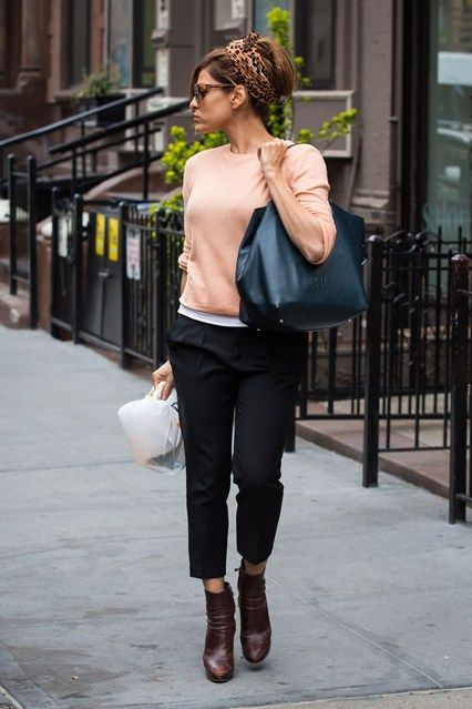Eva Mendes West Village - Best Dressed – Celebrity Style & Photos (houseandgarden.co.uk)