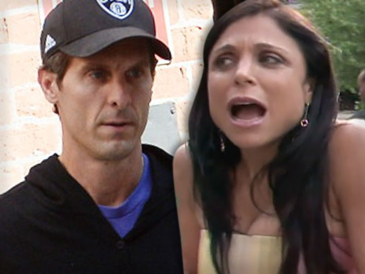 Bethenny Frankel's Ex-Husband Jason Hoppy Arrested for Stalking Her