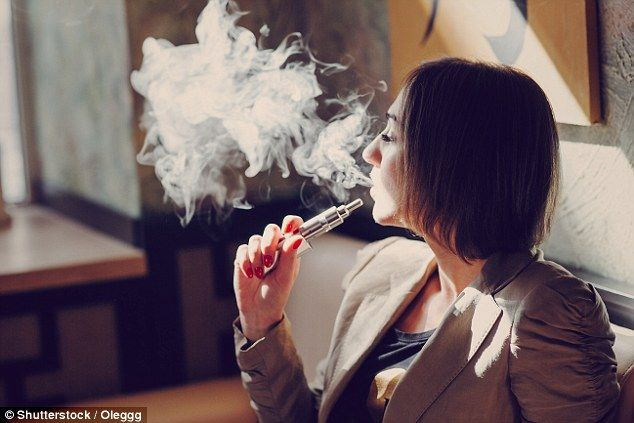 Kids who try e-cigs are 12 times as likely to start smoking tobacco -  Children who try e-cigarettes are 12 times more likely to smoke tobacco  Scientists have uncovered strong evidence of a so-called gateway effect  Researchers from Kings College London and Cancer Research UK looked at 1152 children aged 11 to 18  By Sophie Borland for the Daily Mail  Published: 18:28 EDT 12 March 2018 | Updated: 21:14 EDT 12 March 2018  Children who try e-cigarettes are 12 times more likely to smoke…