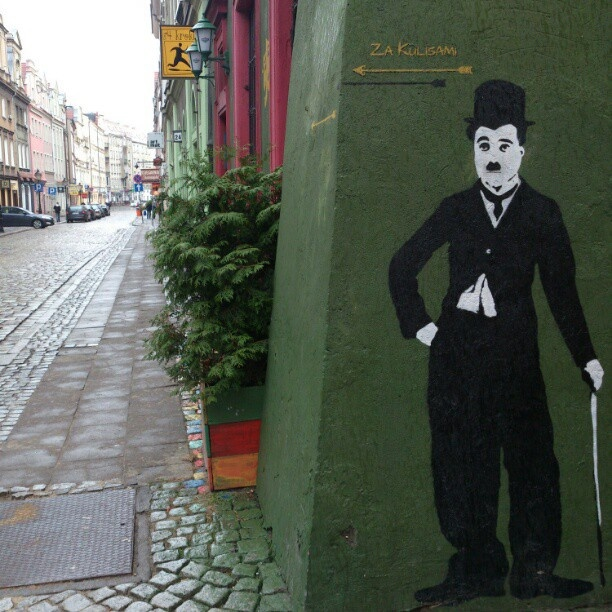 Charlie Knows How... to visit Poznan, Poland