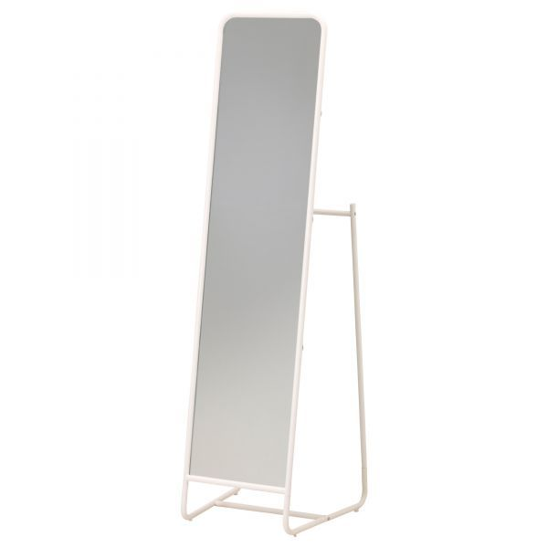 Зеркало напольное, белый. КНАППЕР (Артикул: #002.173.87)