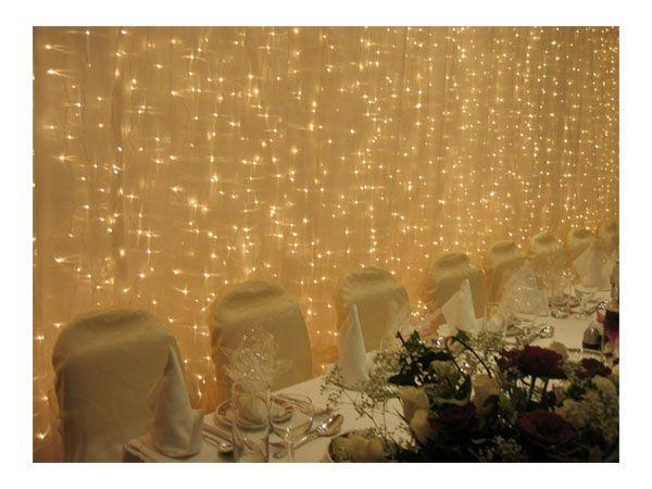 estos arreglos de salon para boda con luces le daran un toque realmente sorprendente y original a la tuya! #casarcasar