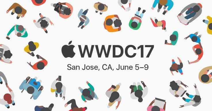 The Apple Worldwide Developers Conference (WWDC) 2017 takes place June 5-9 in San Jose, California.