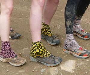 Dirty Girl Gaiters for Trail Running