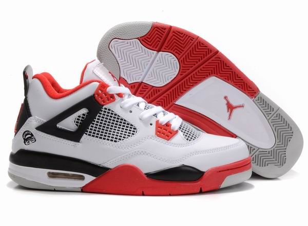 Buy Air Jordan 4 IV Retro Mars Blackmon White Varsity Red Black Best from  Reliable Air Jordan 4 IV Retro Mars Blackmon White Varsity Red Black Best  ...