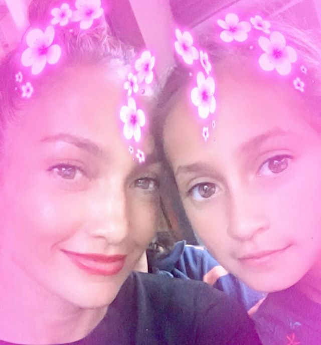 Jennifer Lopez Shares a Rare Photo of Daughter Emme — See How Big She's Gotten!