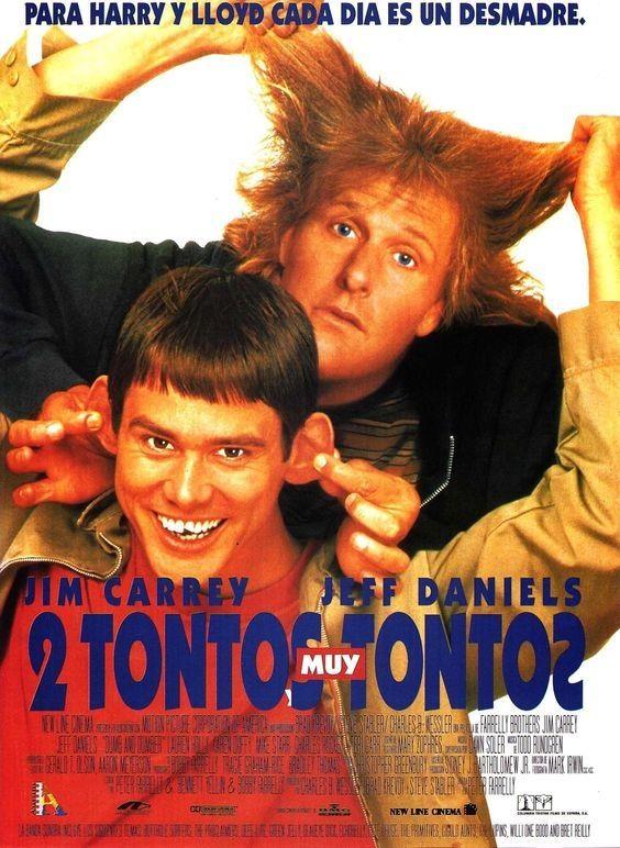 1994 # 2 tontos muy tontos # tt0109686 CC