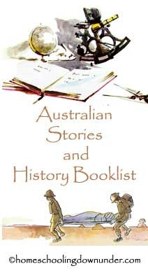Australian history books and stories For Kids