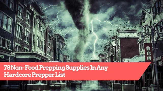 preppers list, prepping supplies, preppers supplies,prepper supplies,