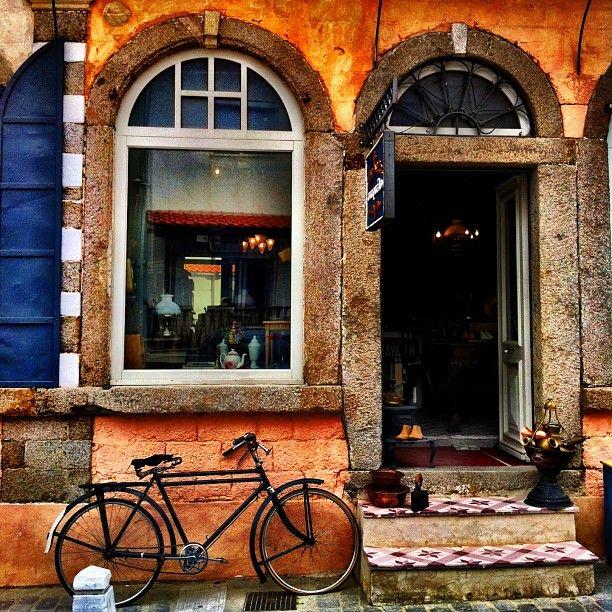 Old town, Xanthi, Greece
