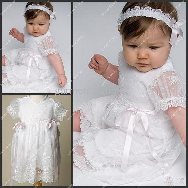 373 best Baptism gowns images on Pinterest | Baptism dress, Baptism ...