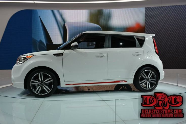 2014 Kia Soul Red Edition Kia is all grown up with the Model