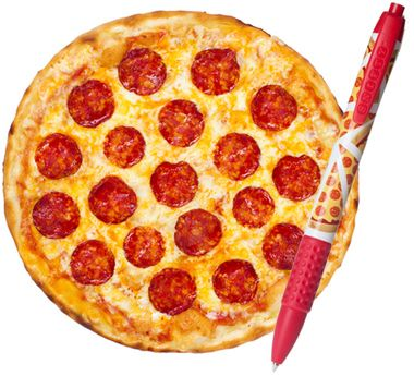 PIZZA - SNIFTY SCENTED PEN