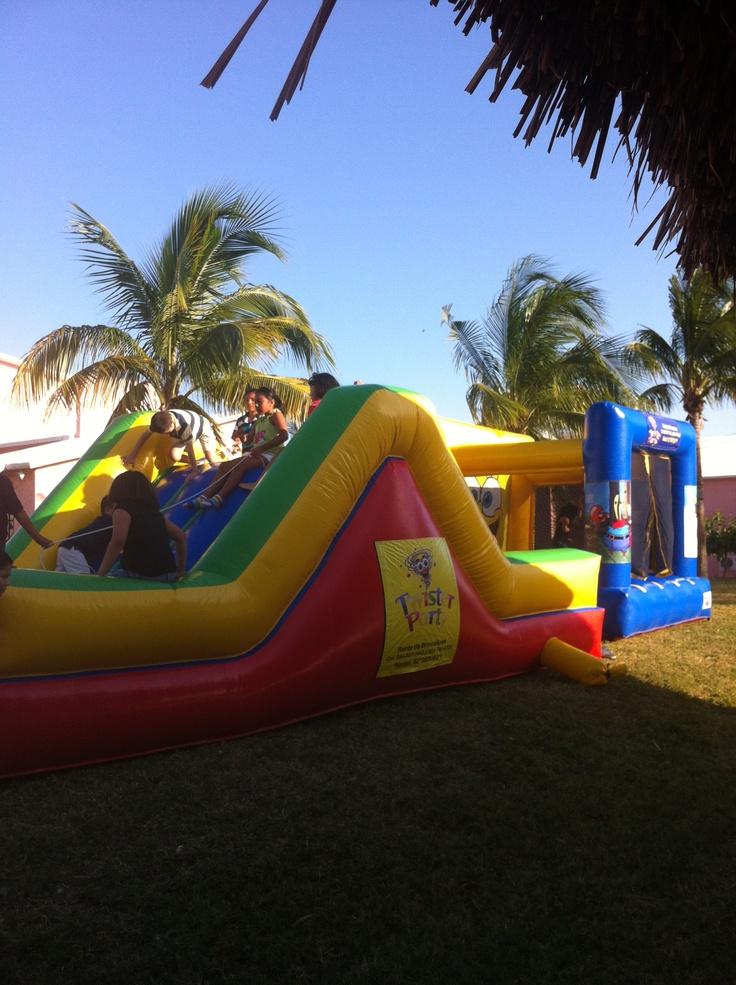 Escaladora Twister Party