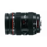 Canon EF 24-70mm f/2.8L USM Standard Zoom Lens for Canon SLR Cameras (Camera)By Canon