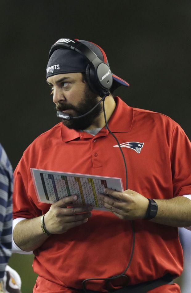 Matt Patricia The New England Patriots Defensive Coordinator