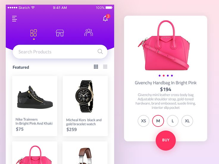 Another dribbble from the gift app.  Interactions and animations coming soon stay tuned.  Thanks for Viewing  Don't for get to press