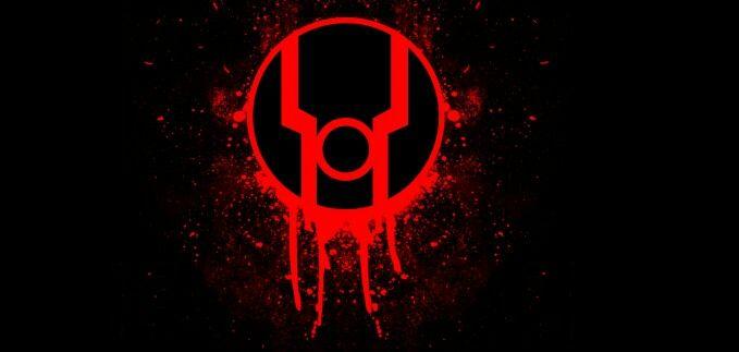 Red Lantern Symbol