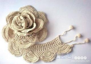 Roberta and Co. Crochet: Crochet Flower beautiful