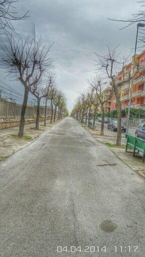 Street at Molfetta