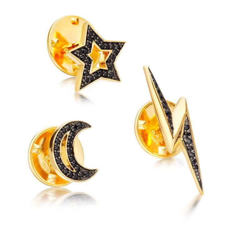 Simply Stellar Biography Pin Set
