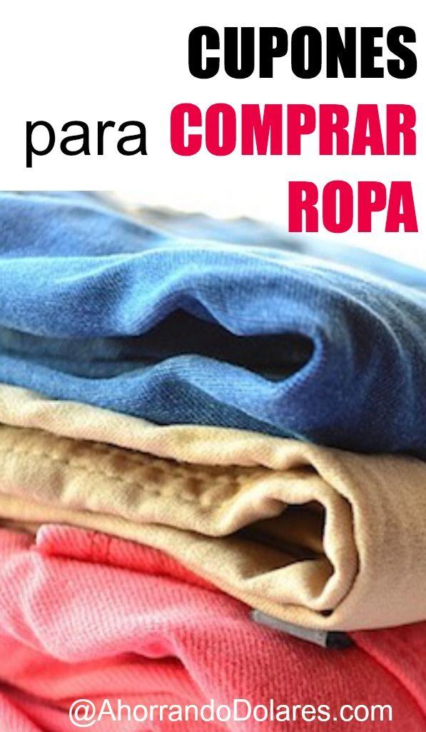 Te contamos cómo encontrar cupones para comprar ropa. Consejos para ahorrar y cuidar tu dinero.