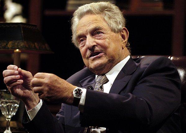 George Soros - İngiliz Bankalarını Soyan Adam!