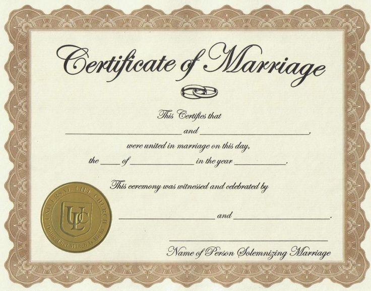 Best 25+ Marriage license search ideas on Pinterest Genealogy - mock birth certificate
