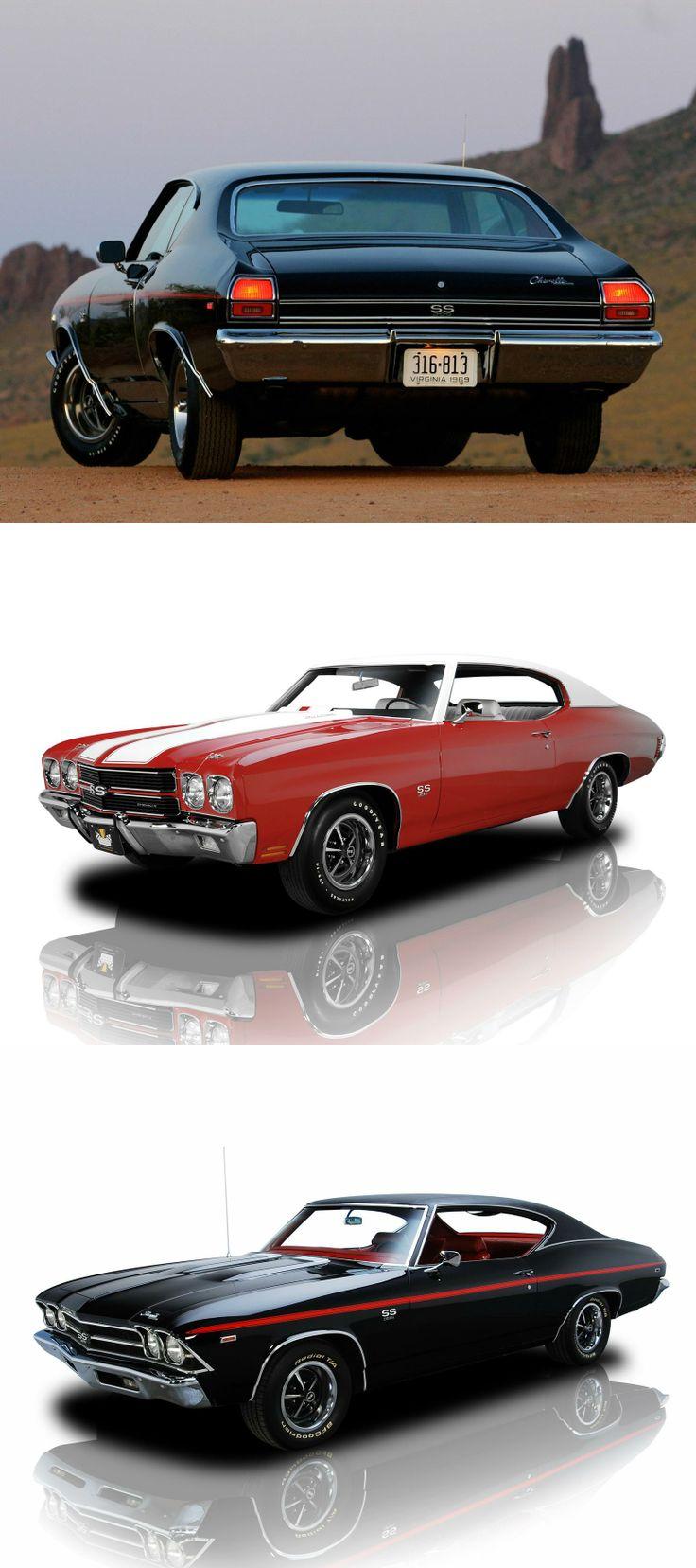 Chevrolet chevelle ss 1969 chevrolet chevellehtmlcars