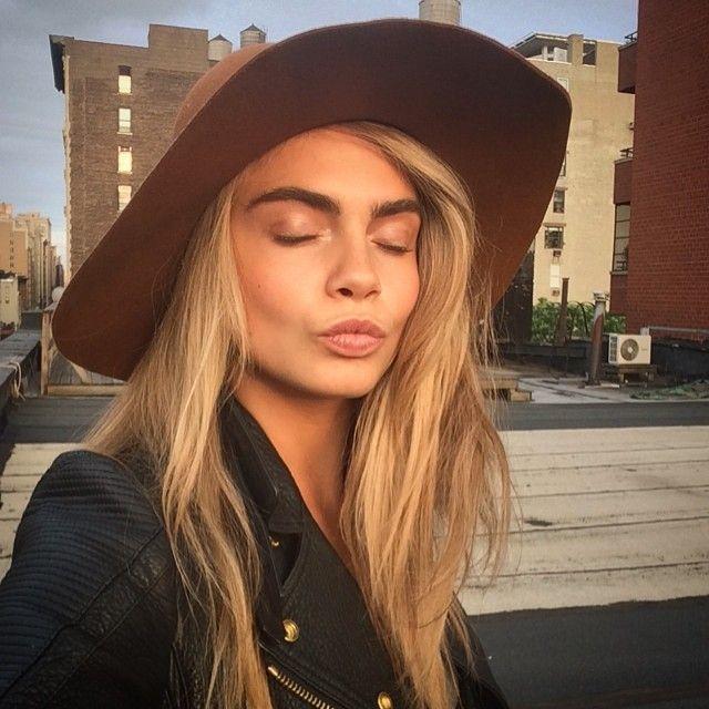 Instagram Fotografie týdne | Jessica Hart, Marloes Horst + Další modely