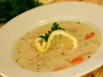 Tárkonyos csirkeragu leves recept: Mit is írhatnék erről a kiváló levesről. Mikor elkészült, az egészet megettük azonnal! Isteni! A tárkonyos csirkeragu leves azóta a kedvencem! ;) http://aprosef.hu/tarkonyos_csirkeraguleves