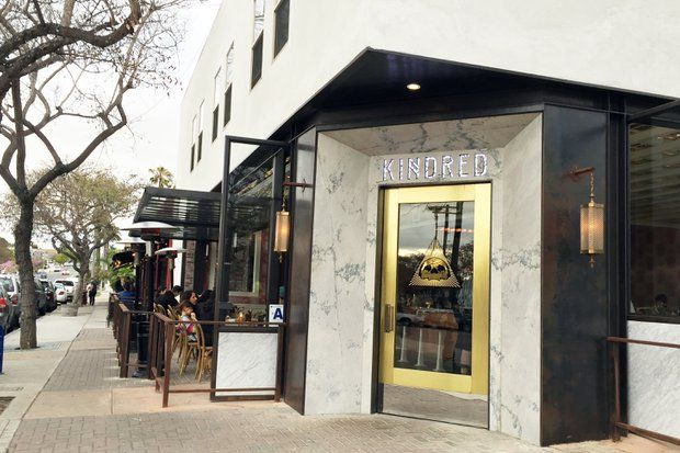 San Diego's top 15 vegan restaurants.  Kindred, a new vegan cocktail lounge, opened in November in San Diego's South Park neighborhood.