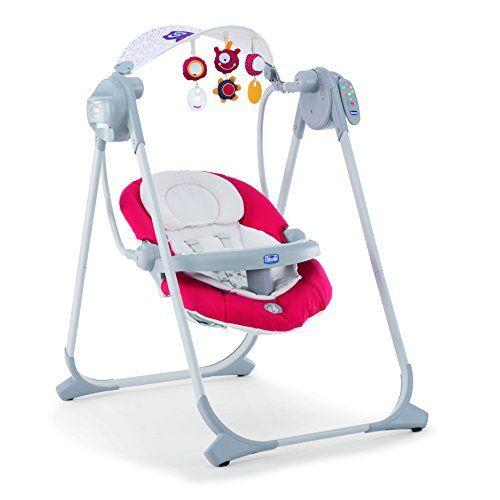 magnifique Polly Swing Up, la balancelle pratique pour tous nouveau-nés En savoir plus https://montransatbebe.fr/marques/chicco/polly-swing-up/