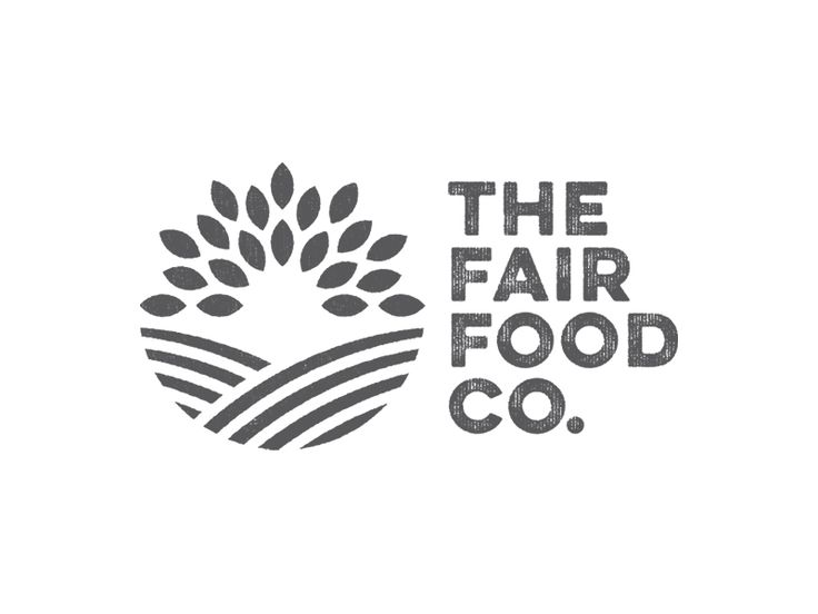 Logo I designed for a local fair trade food producer.