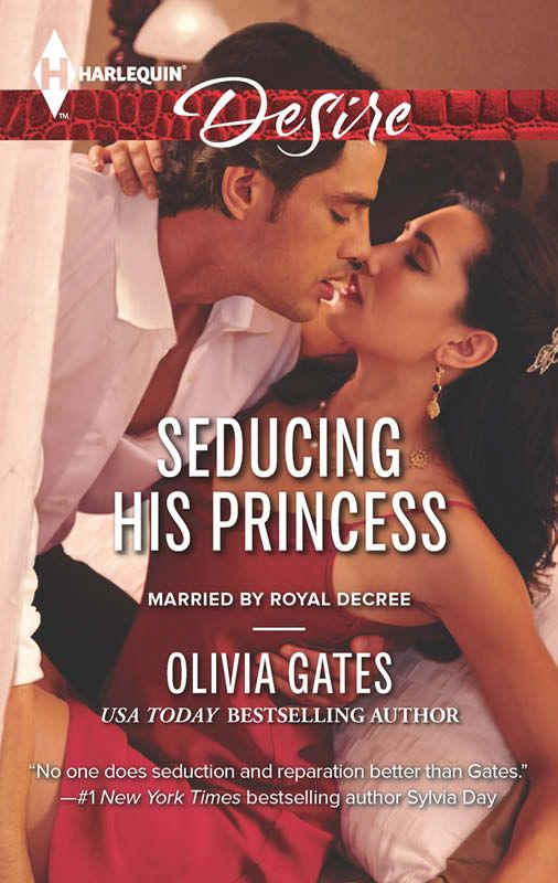 Amazon.com: Seducing His Princess (Married by Royal Decree) eBook: Olivia Gates: Books