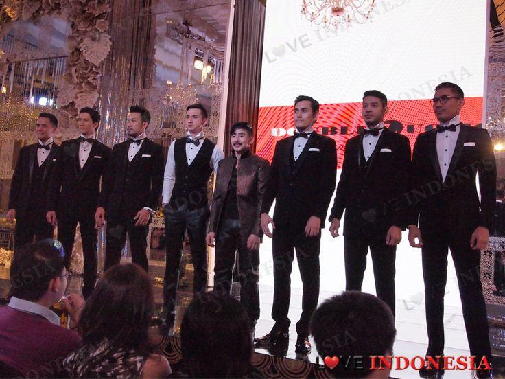 Double 'L' Uomo Menawarkan Koleksi Terkini dan Terbaiknya untuk Para Calon Pengantin Pria (by Love Indonesia)
